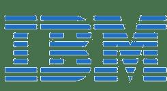 Logo solutions IBM