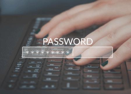 cybersécurité - mot de passe